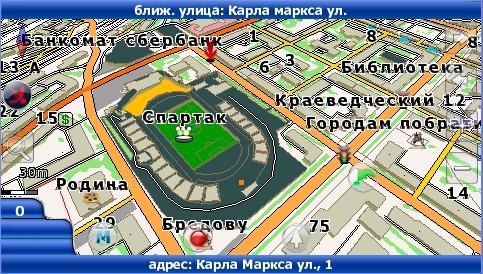 Карта Мурманской области для
